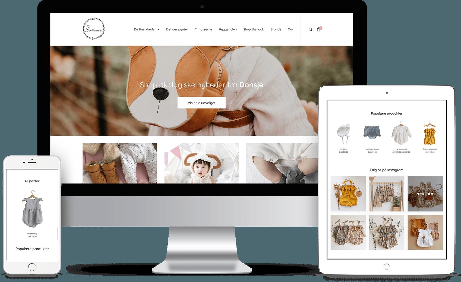 Ny webshop