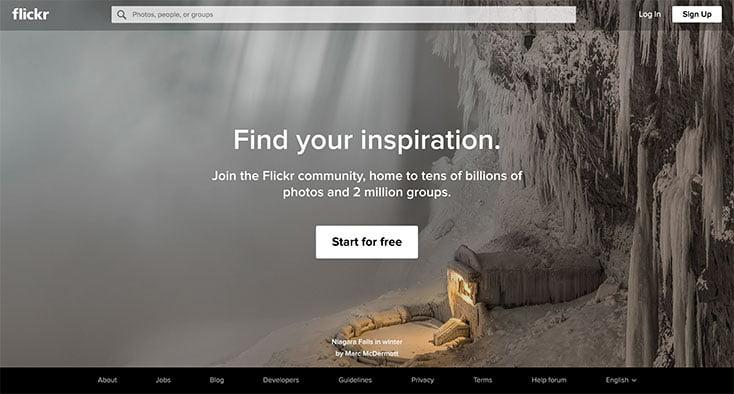 Flickr gratis billedmateriale
